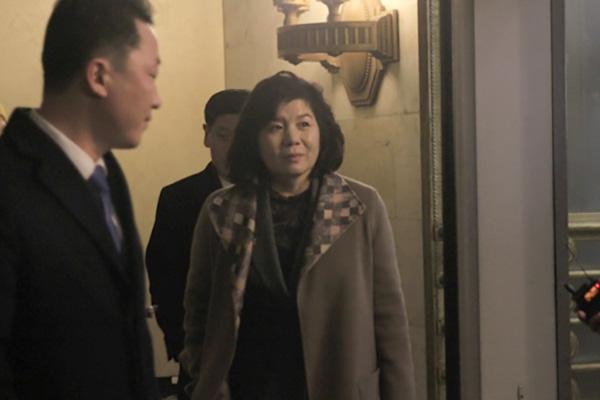 Nordkoreas Vizeaußenministerin wiederholt Forderung nach Verzicht auf feindselige Politik der USA