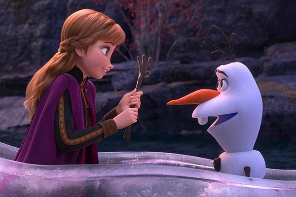La Reine des neiges 2 : plus d'1,1 million de réservations, du jamais vu pour un dessin animé
