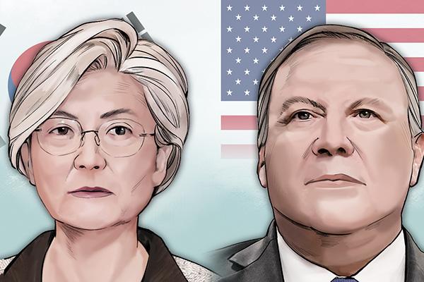 Cancilleres de Seúl y Washington discuten sobre el GSOMIA