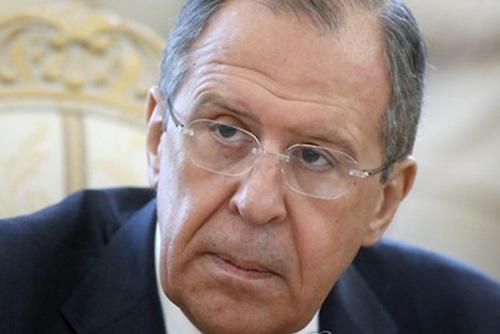 Canciller ruso critica el método de aproximación a la desnuclearización