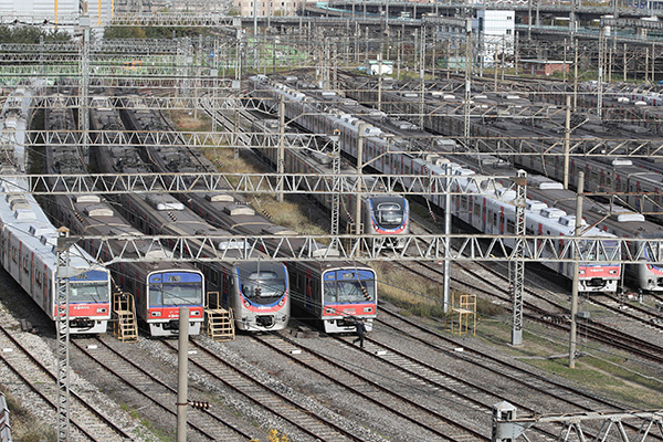 Gov't to Expand Railroad Network outside Capital Area