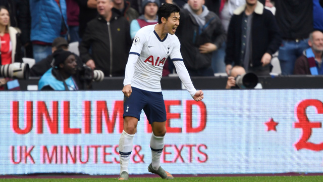 Son Heung-min Scores Season's Ninth Goal in Mourinho's Debut Game