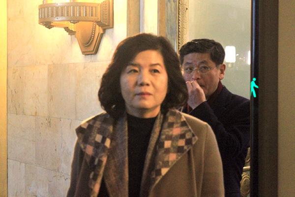 北韓外務次官「トランプ大統領、意図的なら危険な挑発」