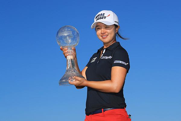 Kim Sei-young Wins 10th LPGA Tournament, $1.5M in Prize Money