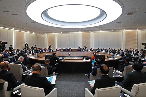 В Пусане состоялся саммит РК и АСЕАН