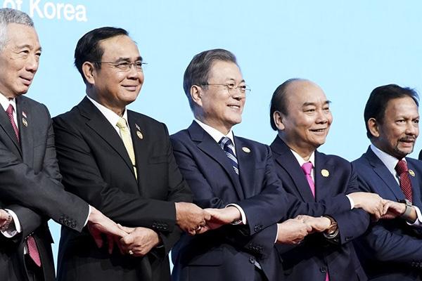 Finaliza la Cumbre Especial Corea del Sur-ASEAN en Busan