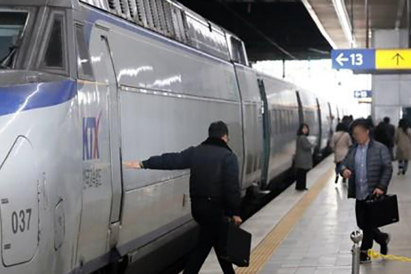 S. Korean Rail Operations Back to Normal following Union Strike