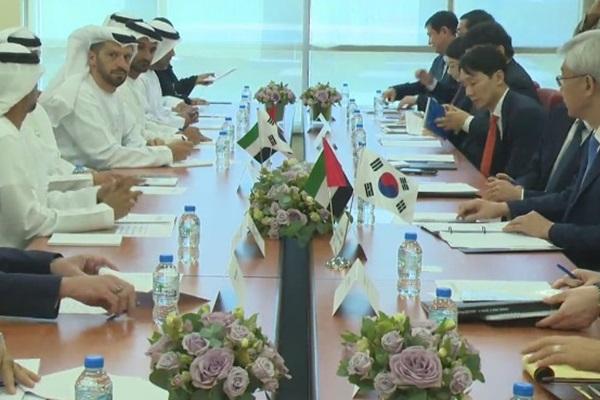 Hàn Quốc và UAE hợp tác tham gia các dự án nhà máy điện hạt nhân ở nước thứ ba