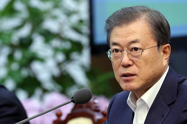 Präsident Moon kritisiert Opposition wegen Filibuster