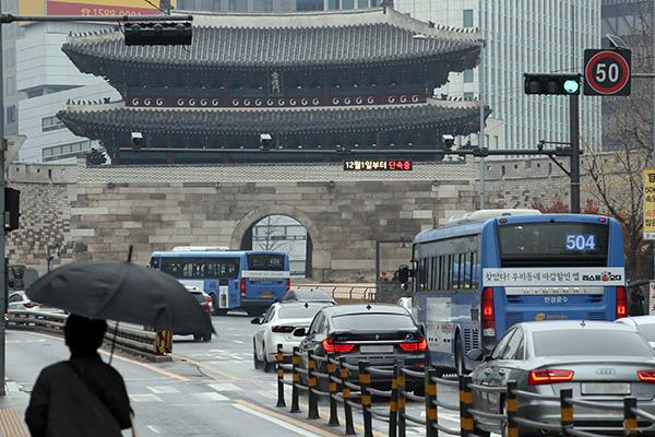 5等级污染排放车辆将被限制在市区通行