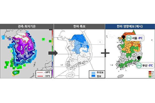 气象厅:3日起试提供寒潮影响预报服务
