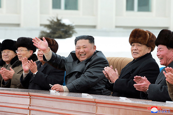 Kim Jong-un Visits Symbolically Important Mt. Baekdu Region