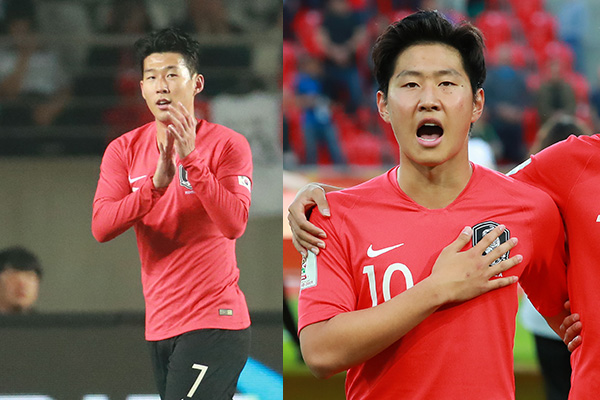 Son Heung-min Named AFC Asian Int'l Player of the Year for Third Time