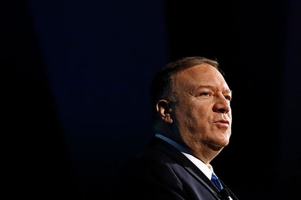 Pompeo Warns of Security Risks Posed by Chinese 5G Networks, Equipment