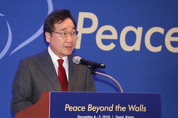 Ministerpräsident Lee ruft USA und Nordkorea zu Besonnenheit