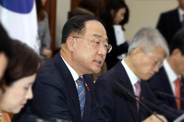 Вице-премьер РК Хон Нам Ги призвал парламентариев не затягивать с принятием бюджета на 2020 год