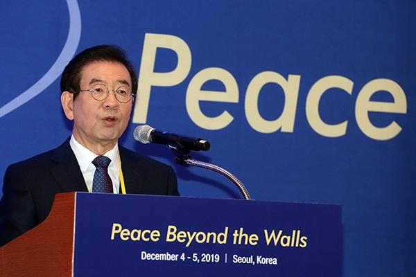 Wali Kota Seoul: Olimpade Seoul-Pyongyang Dapat Menjadi Daya Gerak Perdamaian di Asia Timur Laut
