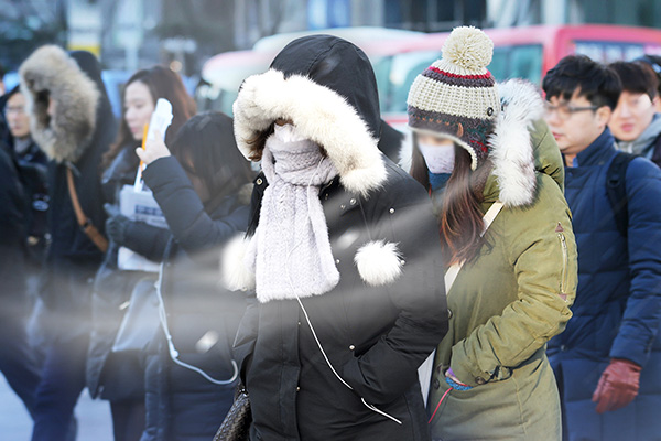 Cold Wave to Hit S. Korea, Day Highs to Remain Below Freezing on Thurs.