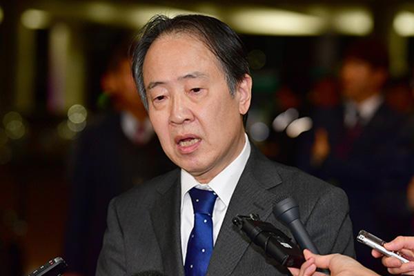 冨田新駐韓大使が着任 「日韓の橋渡しをしていく」