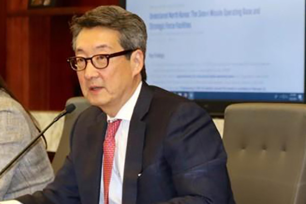 빅터 차, 일본 수출규제 대응 '한미일 워킹그룹' 가동 제안