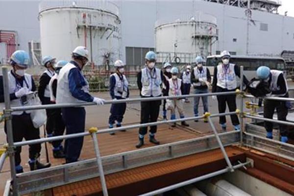 Jumlah Radiasi Berlebihan Ditemukan di Tempat Pemberangkatan Obor Olimpiade Tokyo 2020