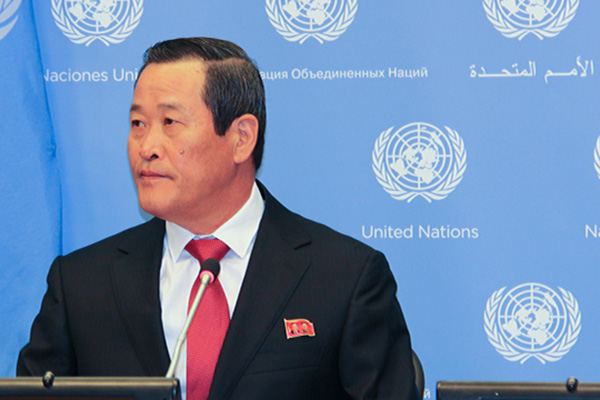 N. Korea Warns UN Security Council Not to Discuss Human Rights
