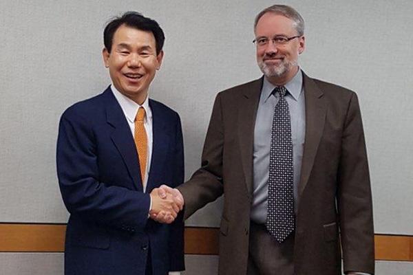 انتهاء جولة من المفاوضات الكورية الأمريكية حول تقاسم تكاليف الدفاع المشترك
