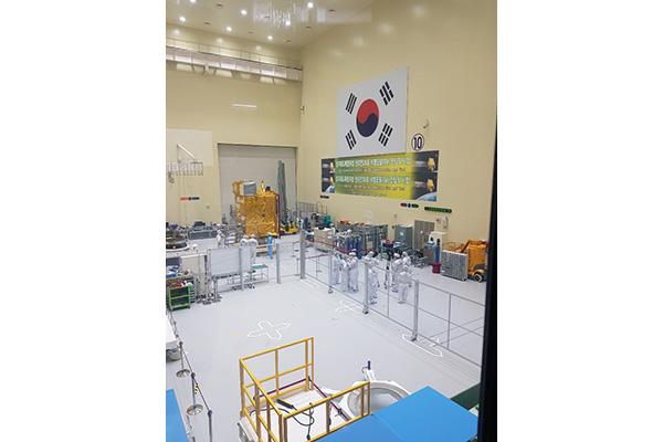 Le satellite sud-coréen Cheollian 2-B rejoindra son jumeau Cheollian-2A dans l'espace en 2020