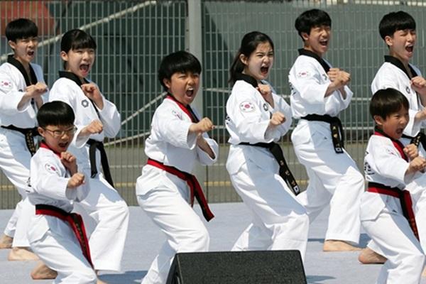 La Corée du Sud dévoile son 3e plan de promotion du taekwondo
