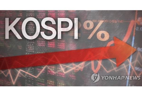 KOSPI dan KOSDAQ Ditutup Naik 1% pada Hari Jumat