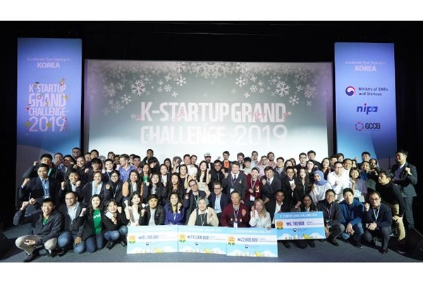 French Team Wins Annual Startup Competition in S. Korea