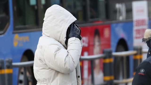 درجات الحرارة تنخفض دون الصفر مع الموجة الباردة التي تجتاح البلاد