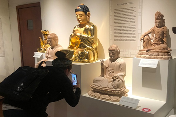 Mở cửa lại phòng triển lãm văn hóa Hàn Quốc tại Mexico