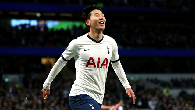 Son Heung-min Scores Stunning Solo Goal in Premier League