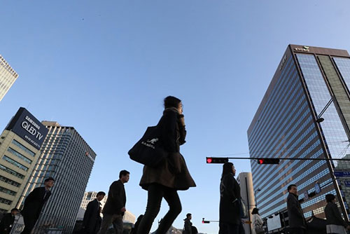 Environ 8 sud-Coréens sur 10 se disent fiers de leur pays