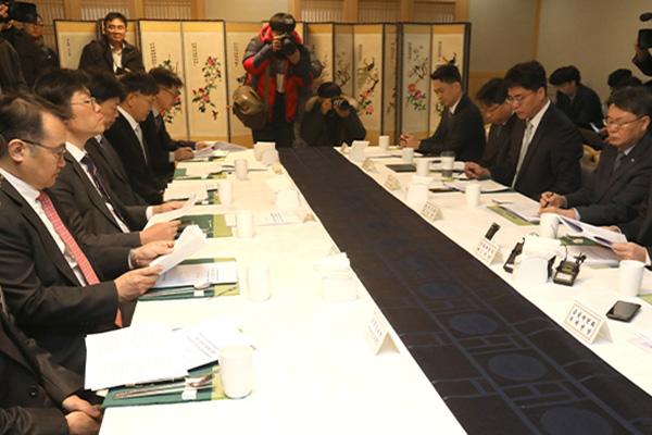 الحكومة الكورية تؤكد أنها سوف تتصرف بسرعة في حالة حدوث تقلبات مالية