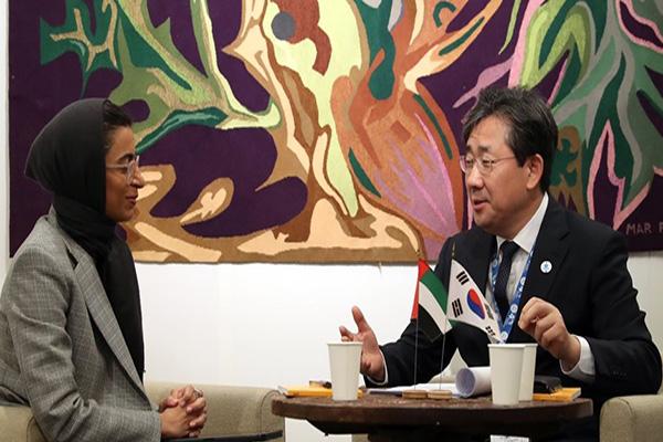 تحديد عام 2020 عاما للتبادل الثقافي بين كوريا والإمارات