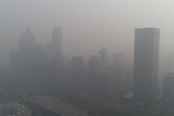 Météo : brouillard, nuages et particules fines