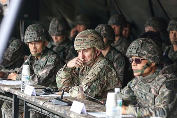 米議会 在韓米軍規模の現行維持で合意