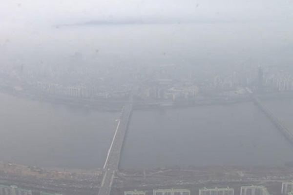 Pollution de l'air : l'alerte est déclenchée dans les régions de Séoul et de Chungcheong du Nord