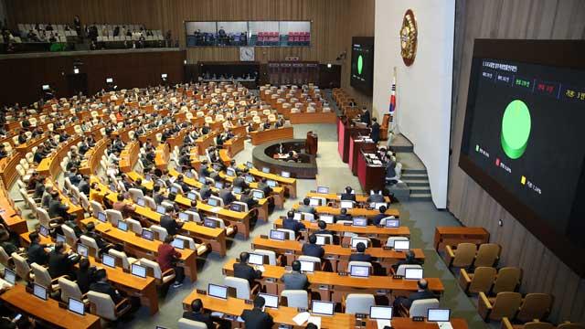 Majelis Nasional Korsel Loloskan RUU untuk Peningkatan Keamanan di Zona Sekolah