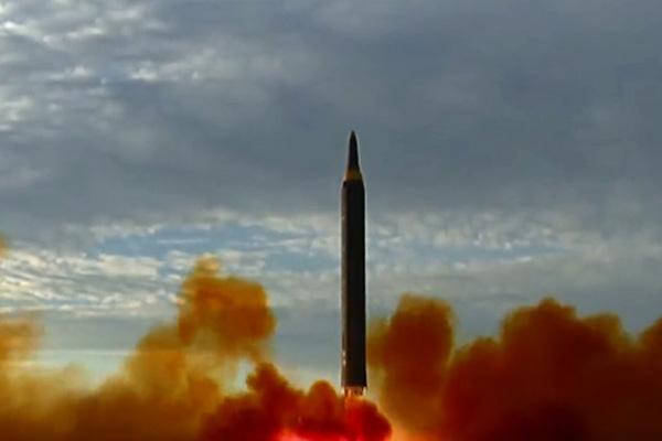 北韩重大试验或为液体燃料火箭发动机捆绑试验 韩防长深表忧虑