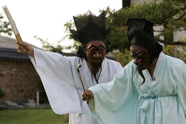 韩文化财厅:韩国假面舞申请列入联合国教科文组织人类非物质文化遗产