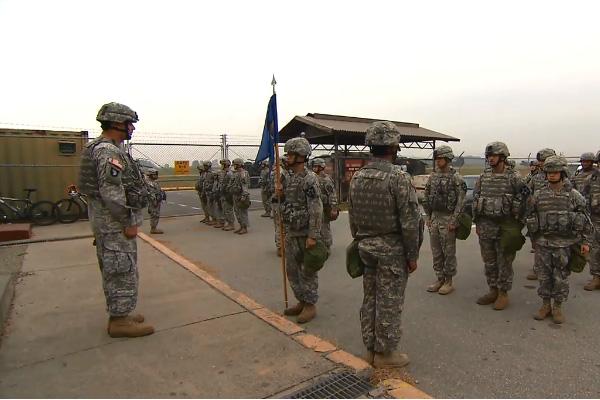 Quốc hội Mỹ nhất trí duy trì quy mô quân đồn trú tại Hàn Quốc ở mức 28.500 người