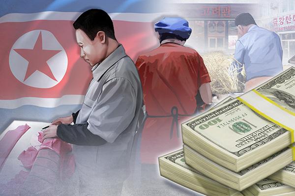 47国遣返2.3万名北韩劳动者