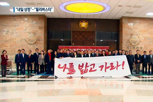 """韩国会13日举行临时会议审议""""快速通道法案"""""""