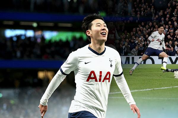Umfrage: Son Heung-min das dritte Jahr in Folge Sportler des Jahres in Südkorea