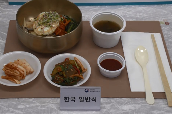 Makanan Korea Terbukti Lebih Sehat Daripada Makanan Barat