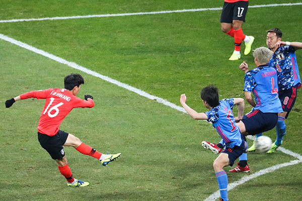 Hàn Quốc vô địch Cúp bóng đá Đông Á ba lần liên tiếp