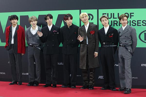 Сеульские концерты группы BTS привлекли 180 тыс. иностранных туристов